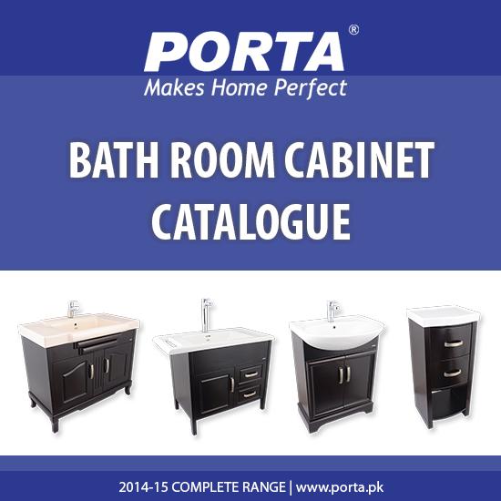 Porta Bathroom Cabinet Catalogue