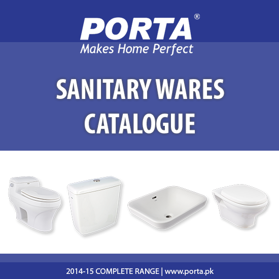 Porta Sanitary Wares Catalogue
