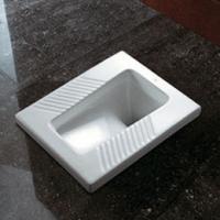 Squatting Pan & Cistern