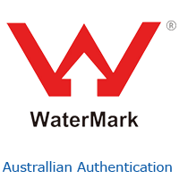 WaterMark Australlian Authentication