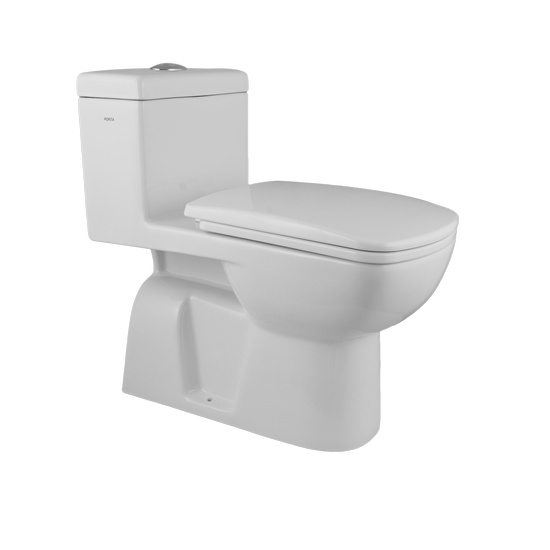 Porta Sanitary Ware - HD101N One Piece Toilet