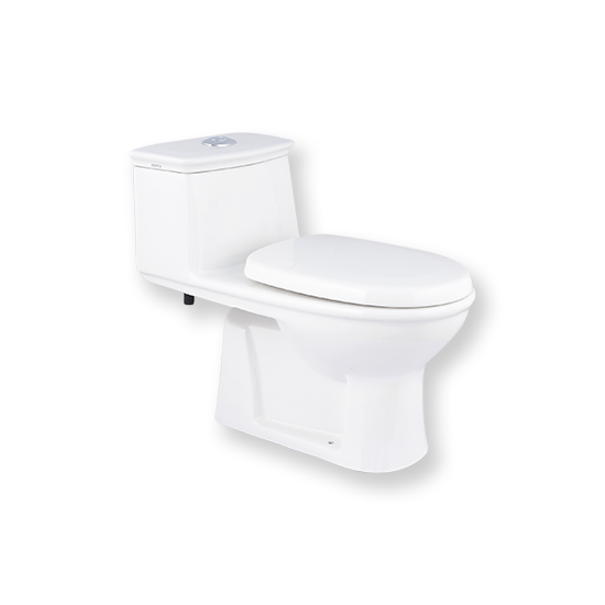 Porta Sanitary Ware - HD121C One Piece Toilet