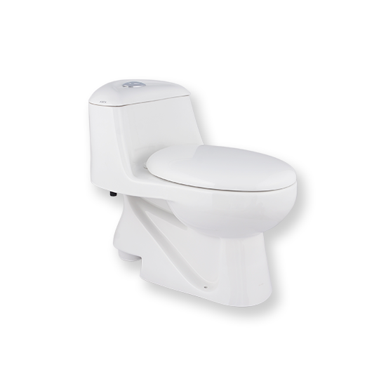Porta Sanitary Ware - HD131N One Piece Toilet