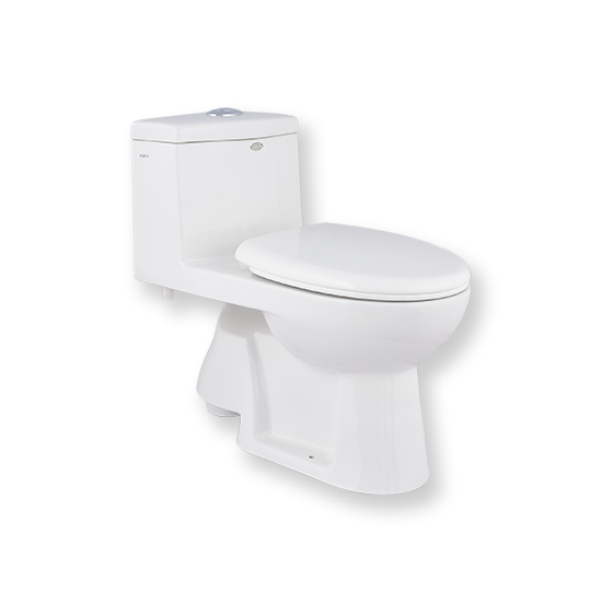 Porta Sanitary Ware - HD180N One Piece Toilet