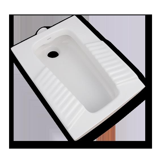 Porta Sanitary Ware - HD43 Squatting Pan