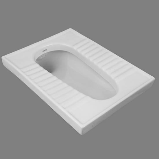 Porta Sanitary Ware - HD77 Squatting Pan