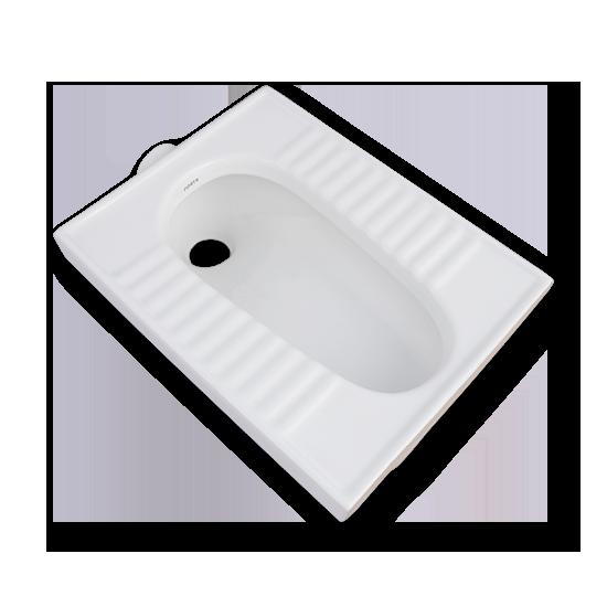 Porta Sanitary Ware - HDD9 Squatting Pan