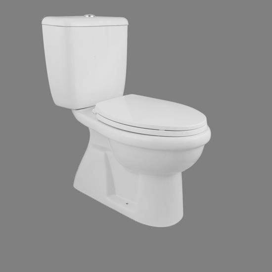 Porta Sanitary Ware - HD44N Two Piece Toilet