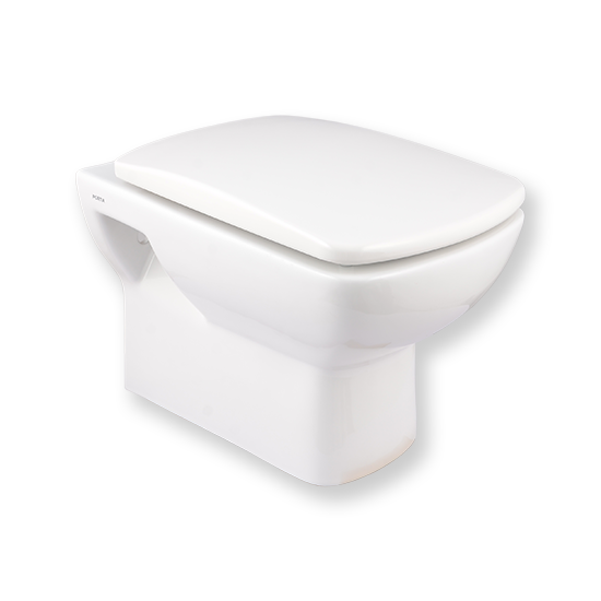 Porta Sanitary Ware - HD201WH Wall Hung Commode