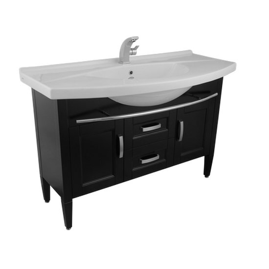 Porta Sanitary Ware - HDFL077 Wooden Cabinet