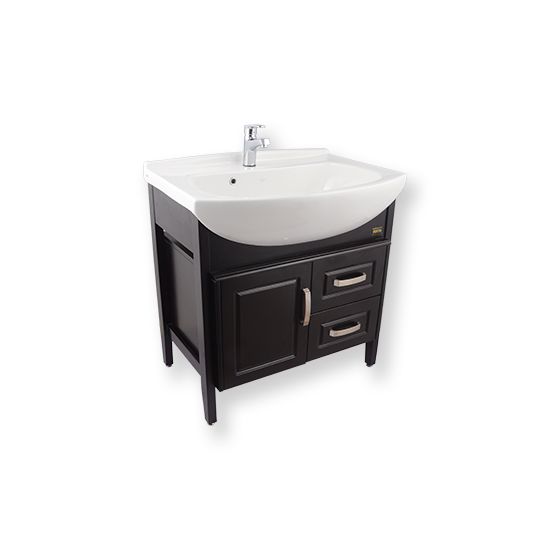 Porta Sanitary Ware - HDFL163 Wooden Cabinet