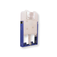 Porta Sanitary Ware - Concealed Cistern