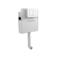 Porta Sanitary Ware - PC88 Concealed Cistern