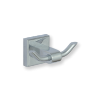 Porta Sanitary Ware - Double Coat Hook