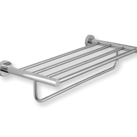 Porta Sanitary Ware - JM02 Double Towel Rack