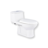 Porta Sanitary Ware - HD131A One Piece Toilet