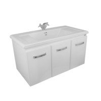 Porta Sanitary Ware - HDFL088 PVC Cabinet