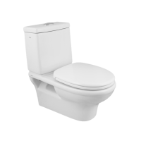 Porta Sanitary Ware - HD348WH Wall Hung Commode