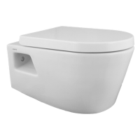 Porta Sanitary Ware - HD317WH Wall Hung Toilet