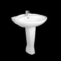 Porta Sanitary Ware - Washbasin Pedestal
