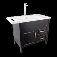 Porta Sanitary Ware - Wooden Cabinet