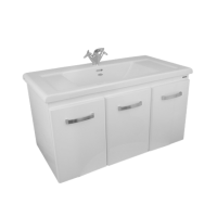 Porta Sanitary Ware - HDFL088 Wooden Cabinet